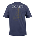 Sailboat Classic Pocket Tee