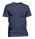 Sailboat Classic Tee - Navy