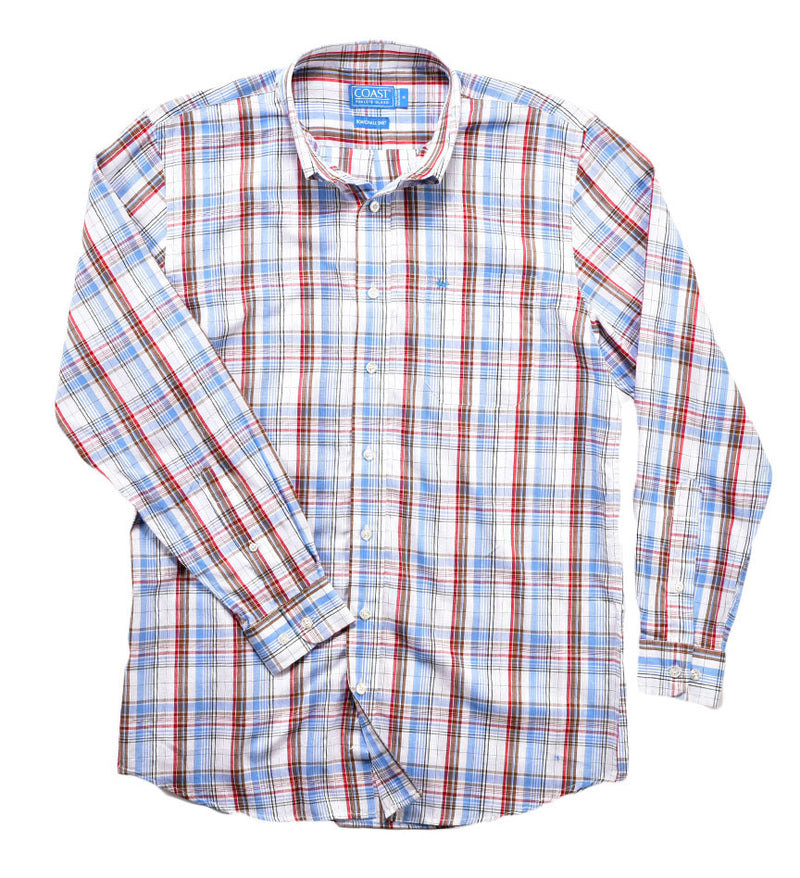Button Down Shirt - Capers