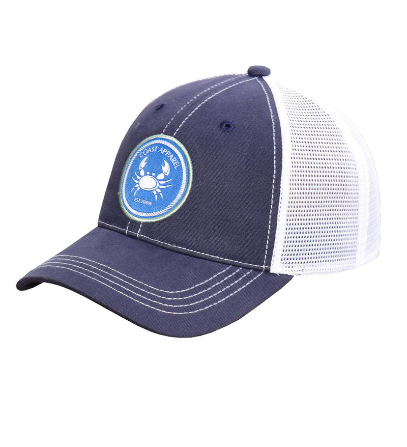 Trucker Hat - Coast Crab Patch