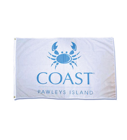 Crab Flag | Coast Logo