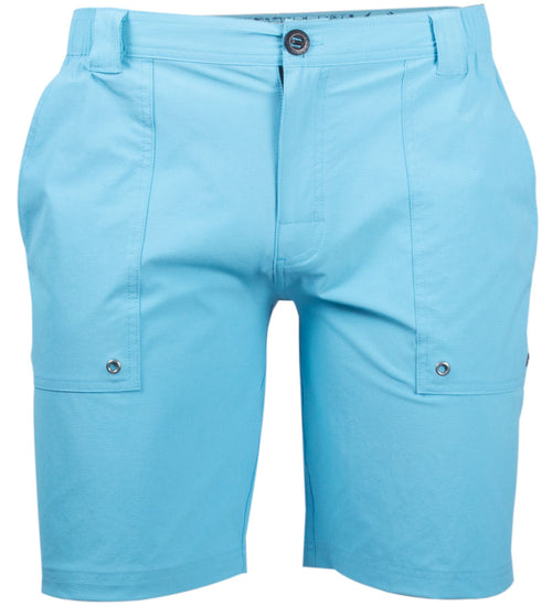 Coast Apparel Fresh Angler Shorts dark breaker front