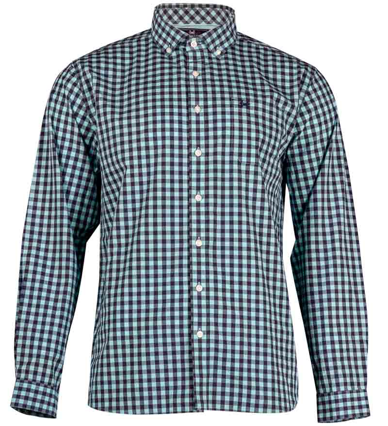 Coast Apparel Marlin Button Down breaker front