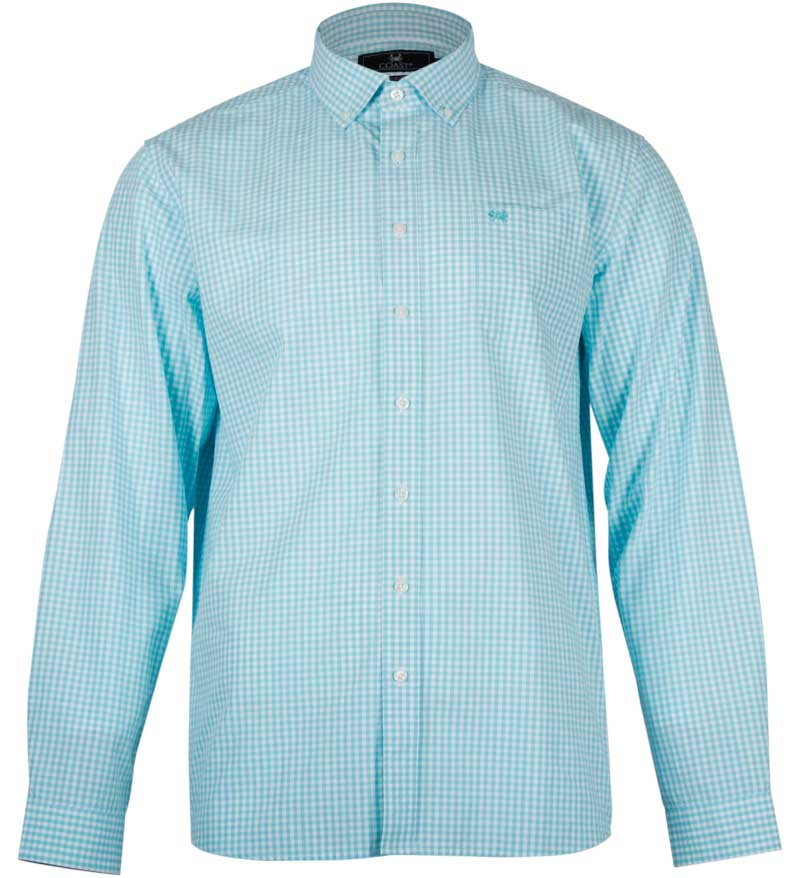 Coast Apparel Mini Marlin Button Down breaker front