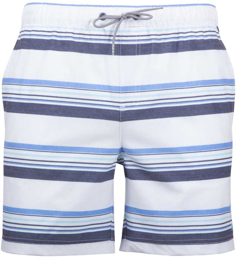 Coast Apparel Stripe Volleys caspia front