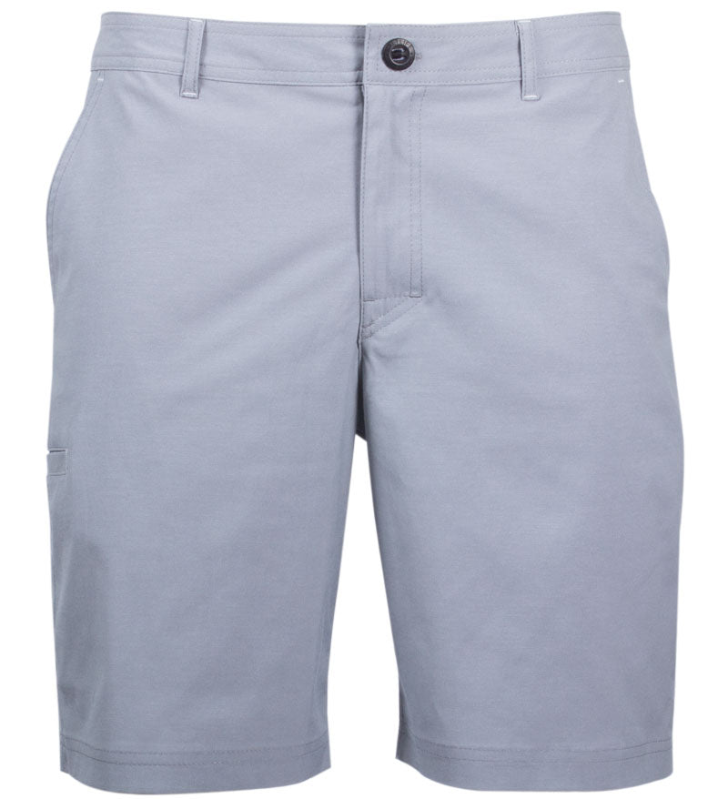 Coast Apparel Tech Shorts sharkfin front