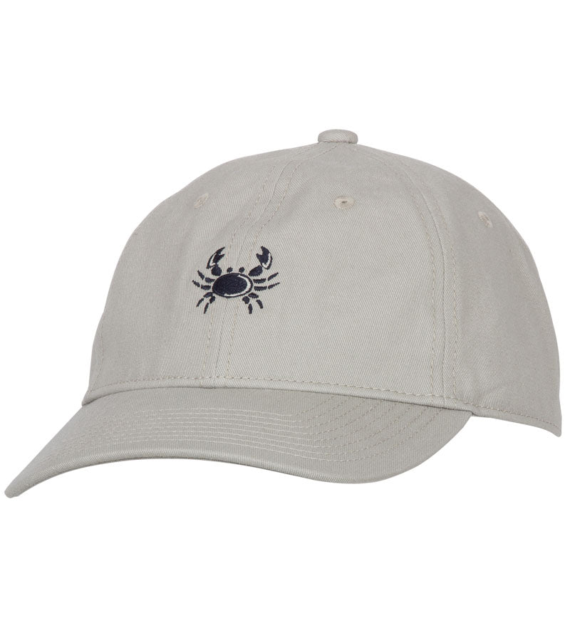 Coast Apparel The Cape Hat oyster front
