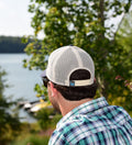 Trucker Hat - Coast Green Patch
