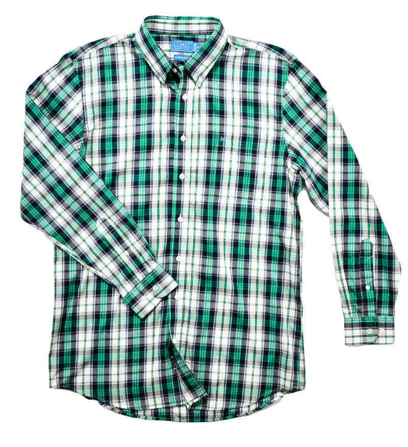 Button Down Shirt - Dafuskie