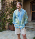 "Deck Shorts 8.5"" - Coast Apparel Stone Flat Front Shorts"