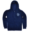 full zip fleece hoodie, sweatshirt
