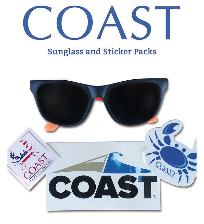 Sunglass and Sticker Pack