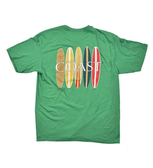 Surf Boards - Kelly Heather Tee