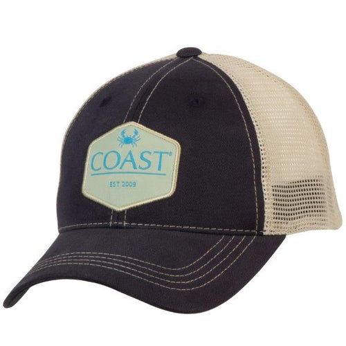 Coast Apparel Coast Patch Trucker Hat
