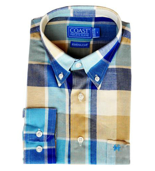 Flannel Button Down - Folly