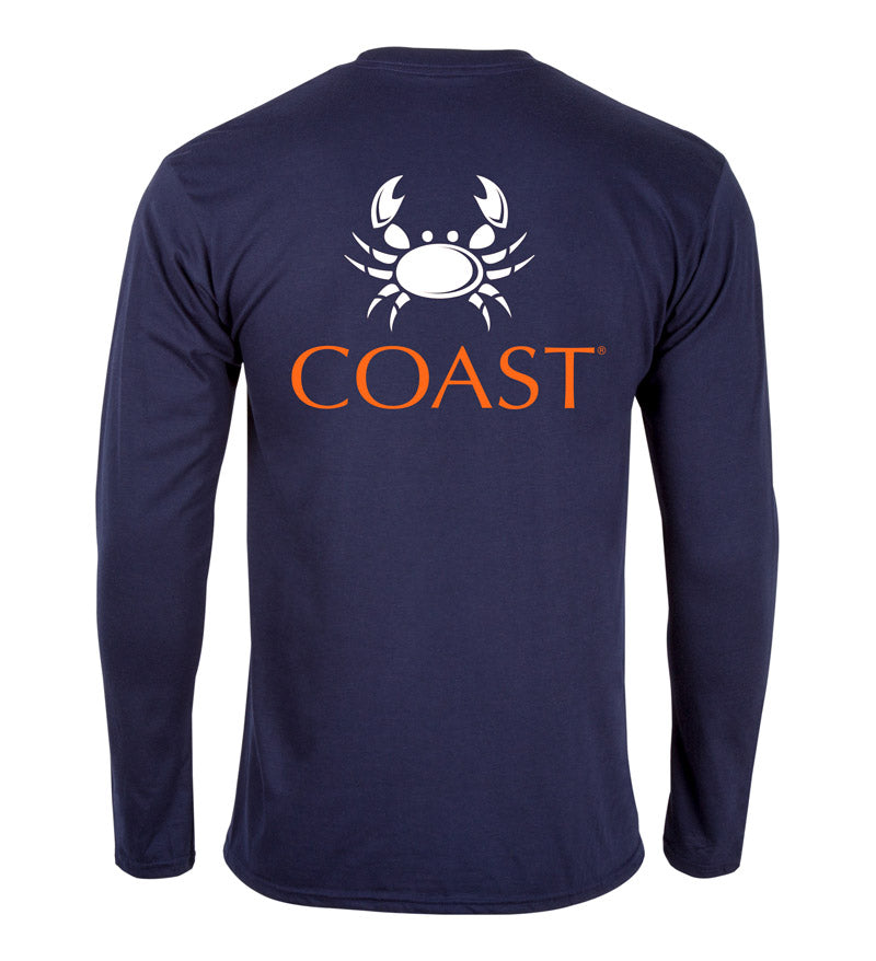 mens t shirts & university apparel - game day shirt with auburn crab logo