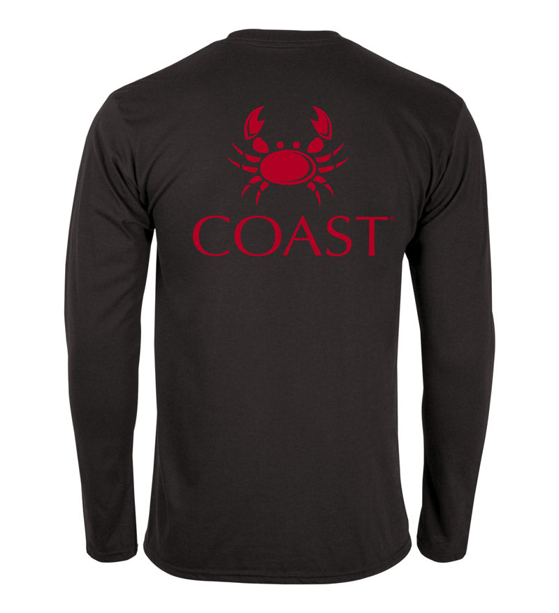mens t shirts & university apparel - game day shirt with cola crab logo