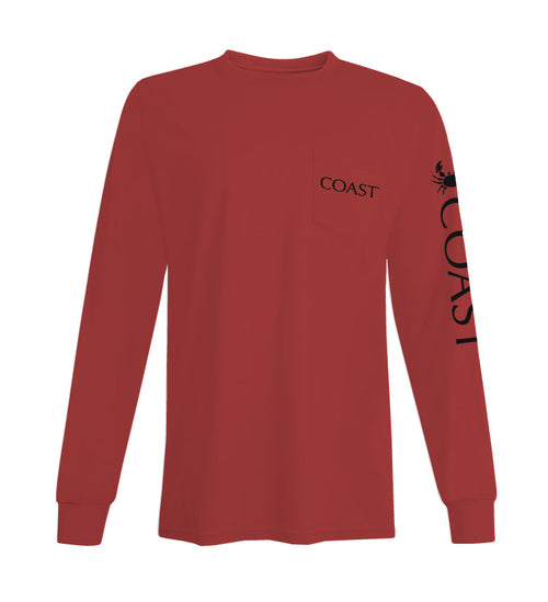 Long Sleeve Classic T-Shirt logo - front