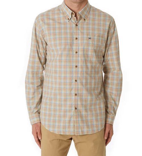 long sleeve button down shirt - outerbanks dress shirt