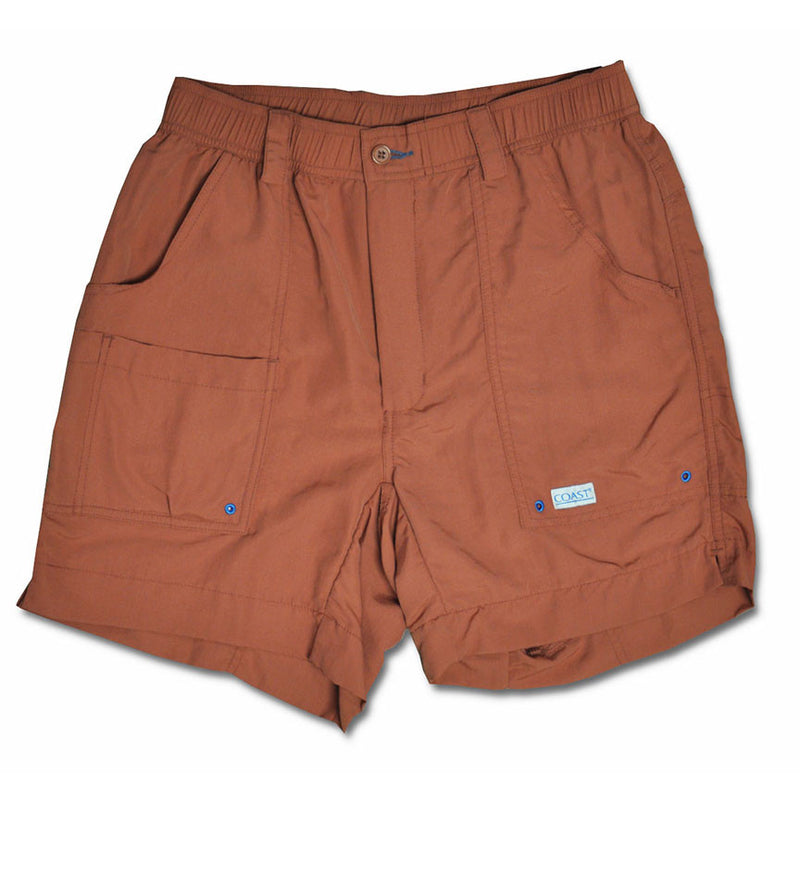 Angler Shorts - Faded Red