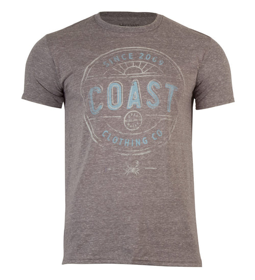 Open Water Cool Tee Shirt - Graphite Heather T-Shirt
