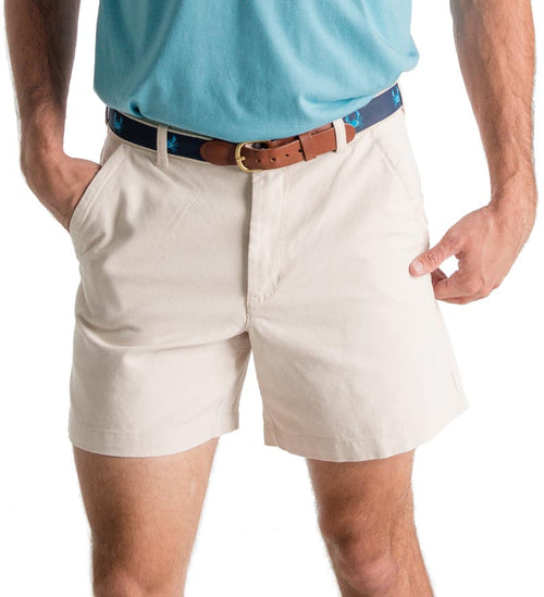 "canvas shorts - river shorts 6.5"" inseam - water repellant"