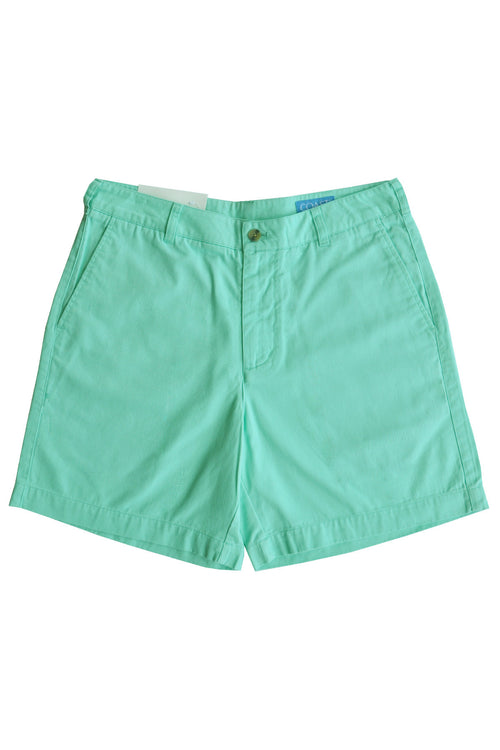 "Deck Shorts 6.5"" - Seaglass"