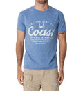 set the dial coast apparel cool t-shirt
