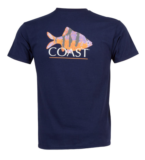 youth t-shirt - tiger fish graphic
