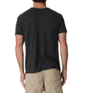 Surf Chaser Cool Tee - Black Snow Heather