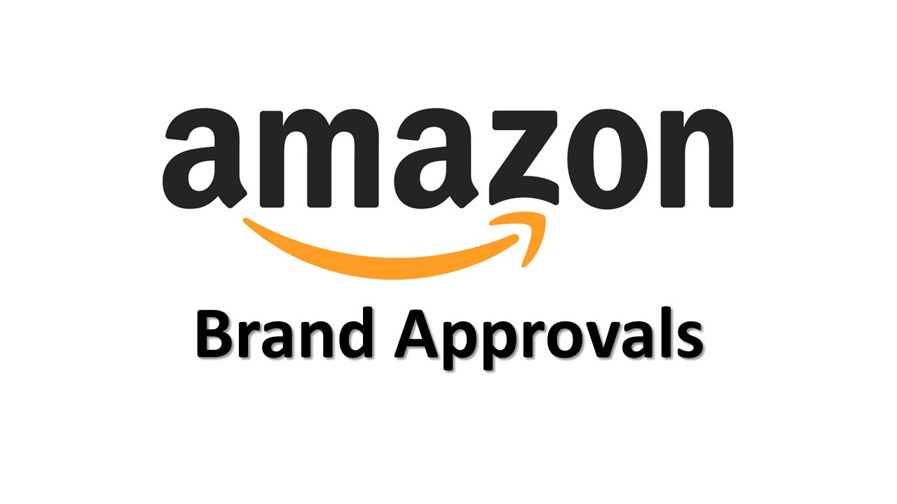 Amazon Brand Approvals