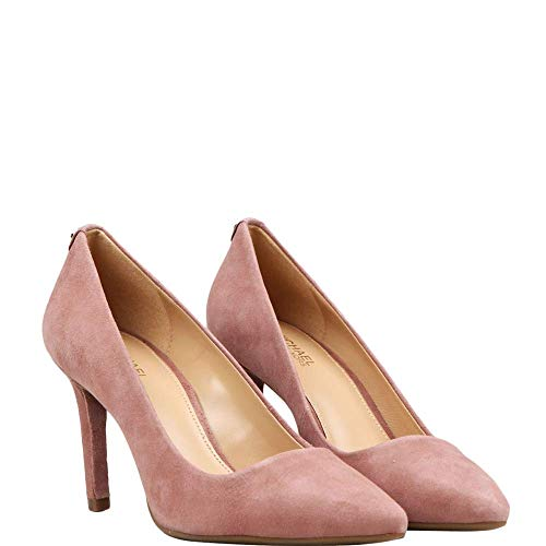Michael Michael Kors Dorothy Flex Pump Dusty Rose Suede 9 M