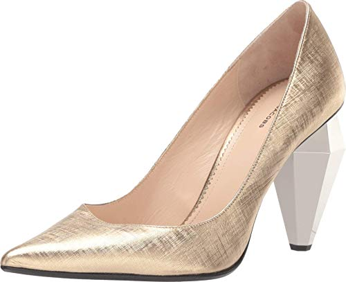 Marc Jacobs 100 mm The Pump Gold 37 (US Women's 7)