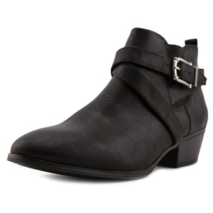 Style & Co Harperr Strappy Booties 10Wide