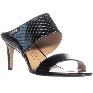 Stuart Weitzman Women's Leather Embellished Platform Sandals Size 9.