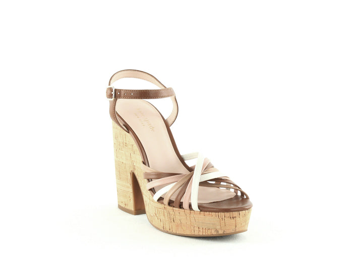 kate spade new york Women's Glow Platform Sandals 8.5M