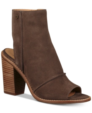 Ugg Women's Valencia Peep-Toe Shooties 9M