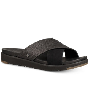 Ugg Women's Kari Glitter Slide Sandals Size 5
