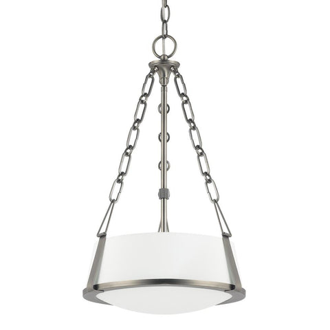 Capital 4582AN - 2 Light Antique Nickel Pendant - DISPLAY MODEL ONLY - 1202008 N