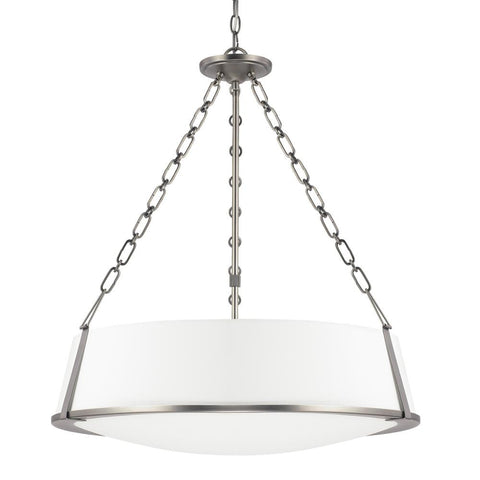 Capital 4584AN - 3 Light Antique Nickel Pendant - DISPLAY MODEL ONLY - 1202009 N