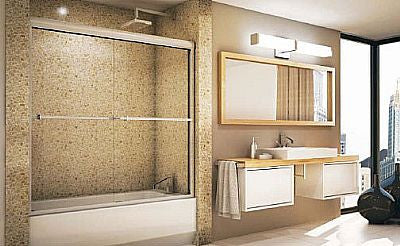2062 - Bath Tub Doors - 60in