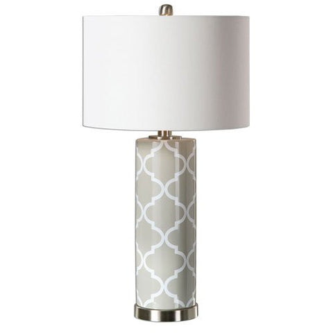 Uttermost 27019 1 - Table Lamp - 1650131 N