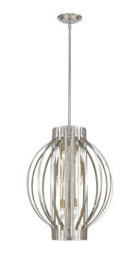 Z-Lite 436-20BN - 6 Light Pendant - 1202261 N