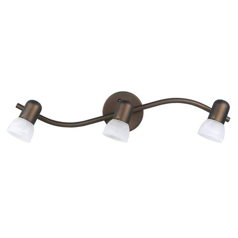 Canarm IT93 ORB - 3 Headed Oil Rubbed Bronze Track - 1143492 N