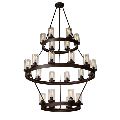 Artcraft AC10004 - 24 Light Chandelier - 1189885 N