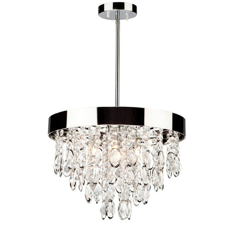 Artcraft AC10111 - 4 Light Chandelier - 1189557 N