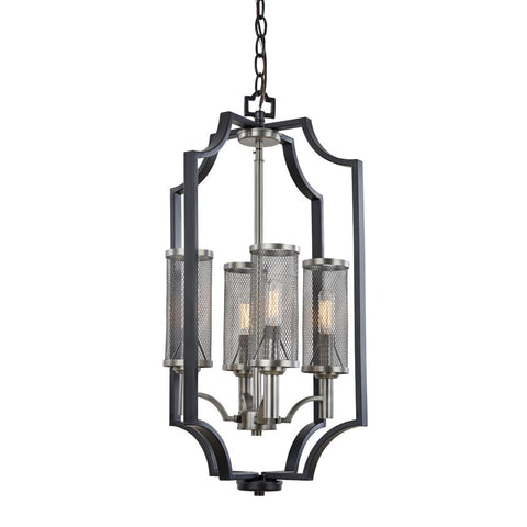 Artcraft AC10493 - 4 Light Chandelier - 1300936 N