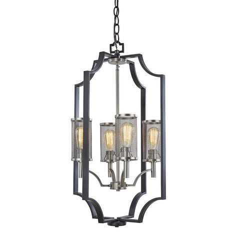 Artcraft AC10494 - 4 Light Chandelier - 1300935 N