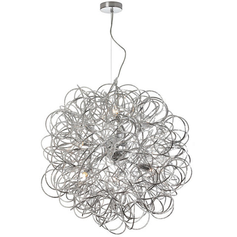 Dainolite BAY-248LP-PC - 8 Light Pendant