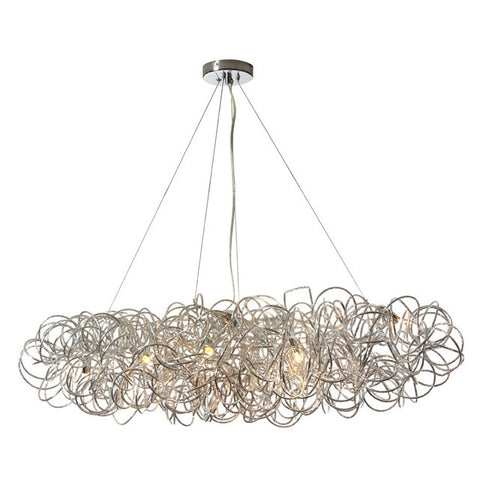 Dainolite BAY-418HP-PC - 8 Light Pendant - 1159944 N